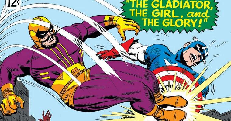 Meet Batroc - The Captain America Frech Enemy is Back! - First Appearance and Creators