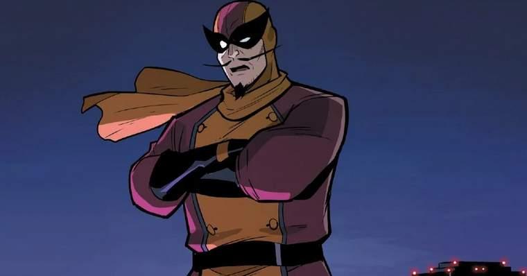 Meet Batroc - The Captain America Frech Enemy is Back! - Origins