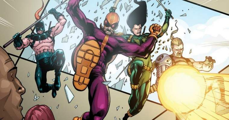 Meet Batroc - The Captain America Frech Enemy is Back! - Other Conflicts and Appearances