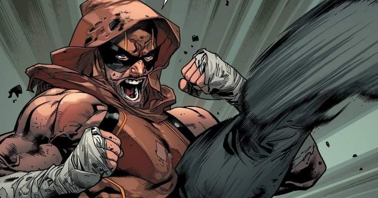 Meet Batroc - The Captain America Frech Enemy is Back! - Modern Return