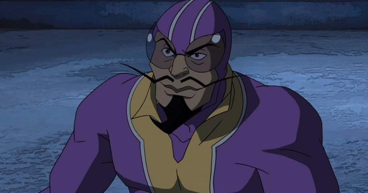 Meet Batroc - The Captain America Frech Enemy is Back! - Animated Series