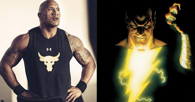 Black Adam: ALL the Cast Confirmed for the New DC Movie - Dwayne Johnson as Teth-Adam/Black Adam