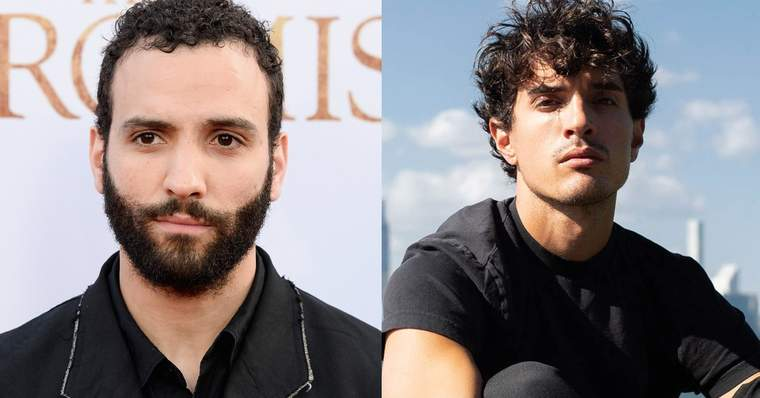 Black Adam: ALL the Cast Confirmed for the New DC Movie - Marwan Kenzari and James Cusati-Moyer in secret roles