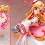 FuRyu: Disney - Sword Art Online Alicization: War of Underworld - Asuna - China Dress Ver.- 1/7 figure
