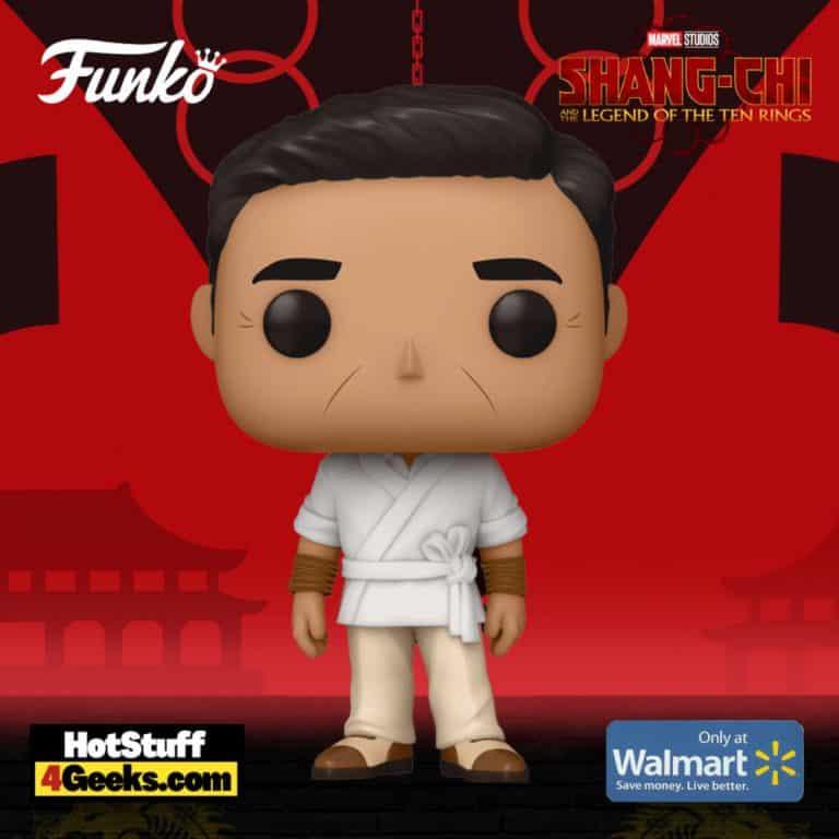 Funko POP! Marvel: Shang-Chi and the Legend of the Ten Rings - Wenwu Funko Pop! Vinyl Figure - Walmart Exclusive
