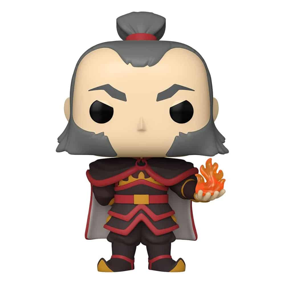 2021 NEW Admiral Zhao w/ GITD Fireball Exclusive Funko Pop!