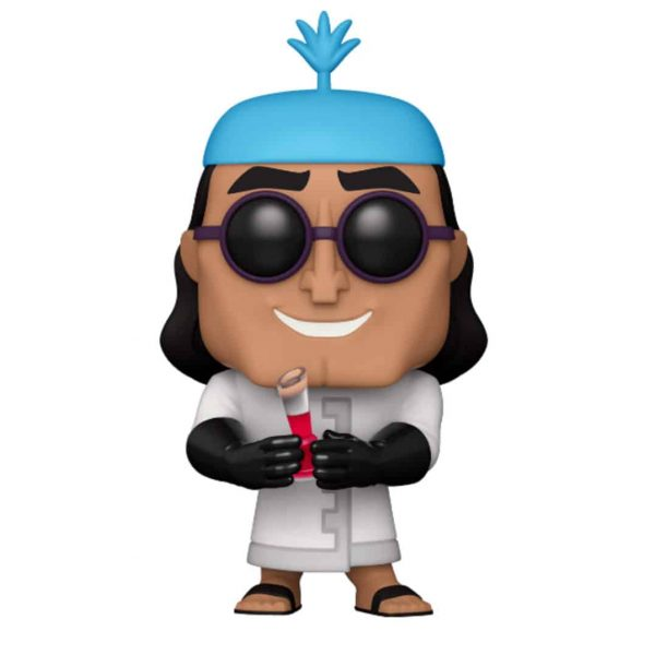 Funko Pop! Disney: The Emperor's New Groove - Kronk and Yzma 2-pack Funko Pop! Vinyl Figure - Wondercon and Wondrous Convention 2021, and Funko Shop Shared Exclusive