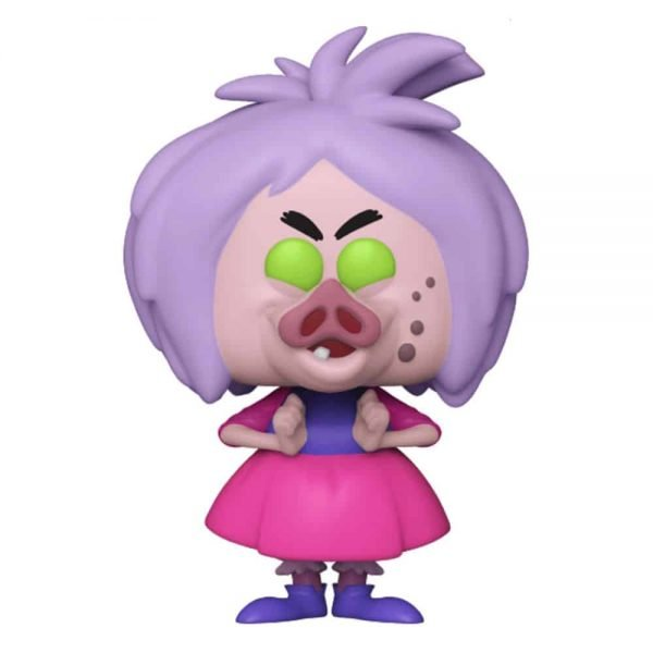 Funko Pop! Disney: The Sword and the Stone - Madam Mim Funko Pop! Vinyl Figure - Wondercon and Wondrous Convention 2021 and Fye Shared Exclusive