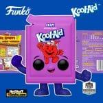 Funko Pop! Foodies: Kool-Aid – Original Kool-Aid Packet (Grape) Funko Pop! Vinyl Figure - Funko HQ Exclusive
