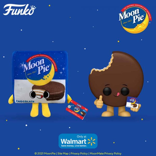 Funko Pop! Foodies: Moon Pie Funko Pop! Vinyl Figure – Walmart Exclusive
