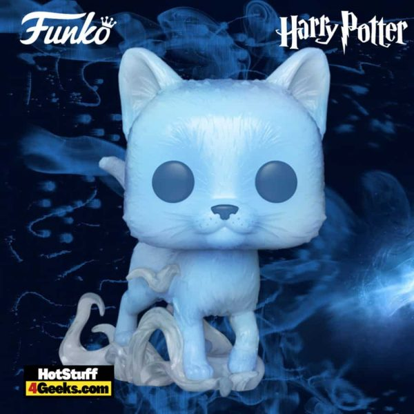 Funko Pop! Harry Potter: Patronus Minerva McGonagall Funko Pop! Vinyl Figure