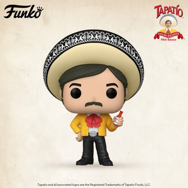 Funko Pop! Icons: Tapatio Man Funko Pop! Vinyl Figure