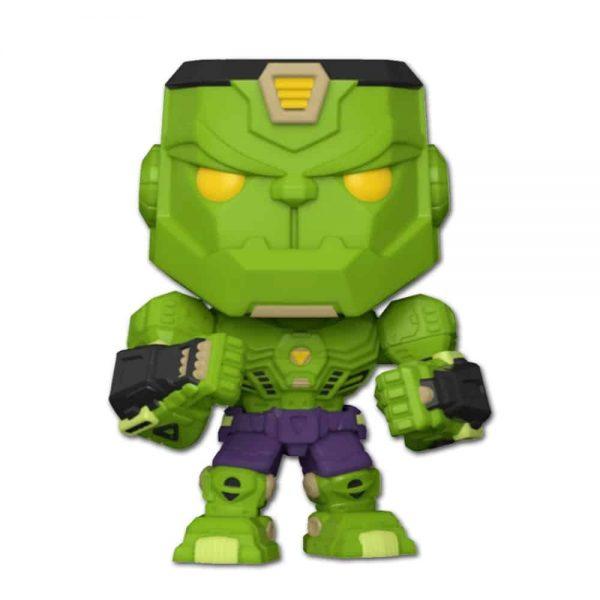 Funko Pop! Marvel Avengers Mech Strike - Hulk Glow-In-The-Dark Funko Pop! Vinyl Figure - Funko Shop Exclusive