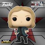 Funko Pop! Marvel Studios: The Falcon and The Winter Soldier - Sharon Carter Funko Pop! Vinyl Figure