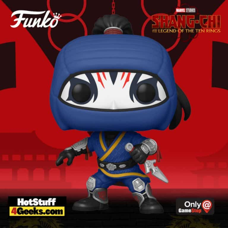 Funko Pop! Movies: Shang-Chi – Death Dealer Funko Pop! Vinyl Figure – GameStop Exclusive