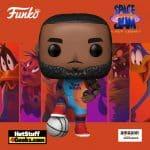 Funko Pop! Movies: Space Jam: A New Legacy - LeBron James Funko Pop! Vinyl Figure - Amazon Exclusive
