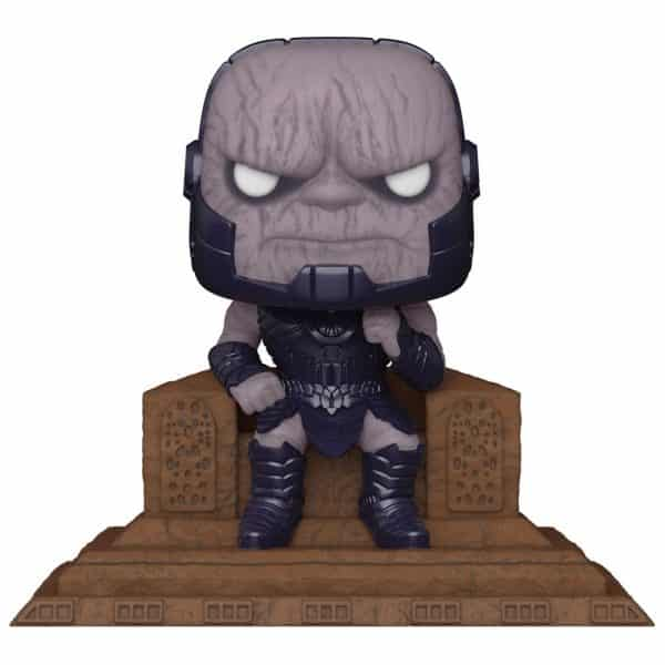 Funko Pop! Movies: Zack Snyder's Justice League - Darkseid Throne Deluxe Funko Pop! Vinyl Figur