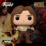 Funko Pop! Television: Hercules: The Legendary Journeys - Hercules Funko Pop! Vinyl Figure