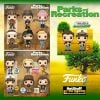 Funko Pop! Television: Parks and Recreation - Janet Snakehole, Leslie the Riveter, Hunter Ron Swanson With Chase, Duke Silver, Andy as Princess Rainbow Sparkle, Andy in Leg Casts, Ben Wyatt With Chase, and Locked In Ron & Leslie 2- pack Funko Pop! Vinyl Figures