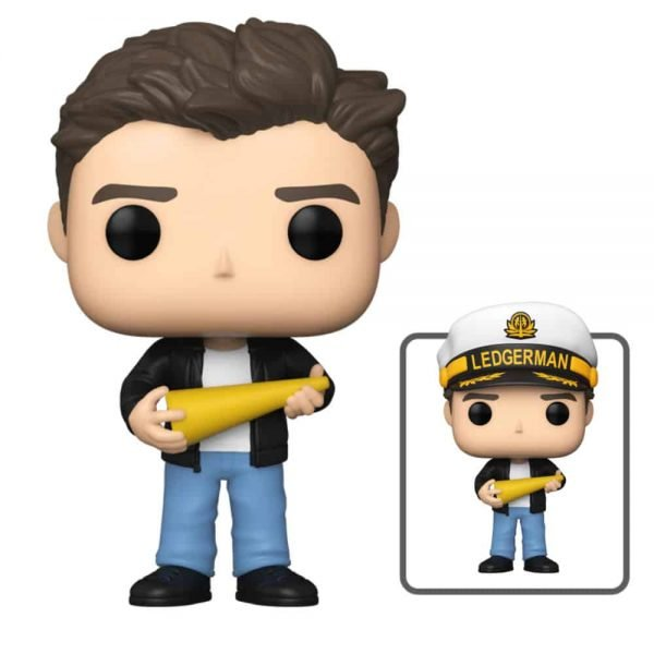 Funko Pop! Television Parks and Recreation - Ben Wyatt With Chase Funko Pop! Vinyl Figure - Big Apple Exclusive Exclusive