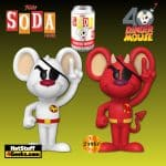 Funko Vinyl Soda: Danger Mouse Vinyl Soda Figure With Chase