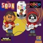 Funko Vinyl Soda: Disney Pixar Coco: Miguel with Guitar Vinyl Soda Figure - Wondercon, Wondrous Convention 2021 and Funko Shop Exclusive