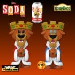 Funko Vinyl Soda Disney Robin HoodPrince John Vinyl Soda Figure With Chase