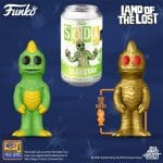 Funko Vinyl Soda: Land of the Lost - Sleestak Vinyl Soda Figure - Wondercon and Wondrous Convention 2021, and Funko Shop Shared Exclusive