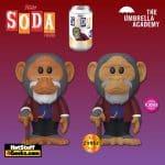 Funko Vinyl Soda Umbrella Academy – Pogo Vinyl Soda Figure With Flocked Chase