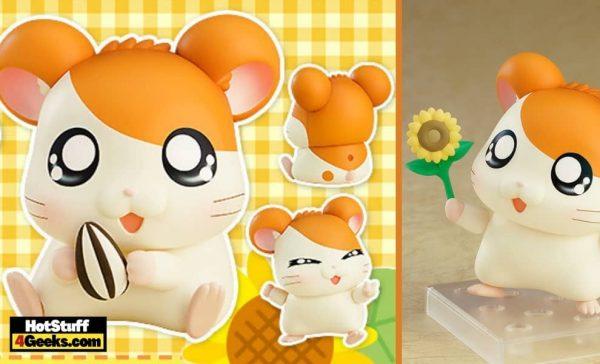 Good Smile Company Hamtaro - Nendoroid Hamtaro figure