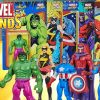 Hasbro Marvel Legends Retro 375 Collection Action Figures