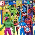 Hasbro Marvel Legends Retro 375 Collection Action Figures