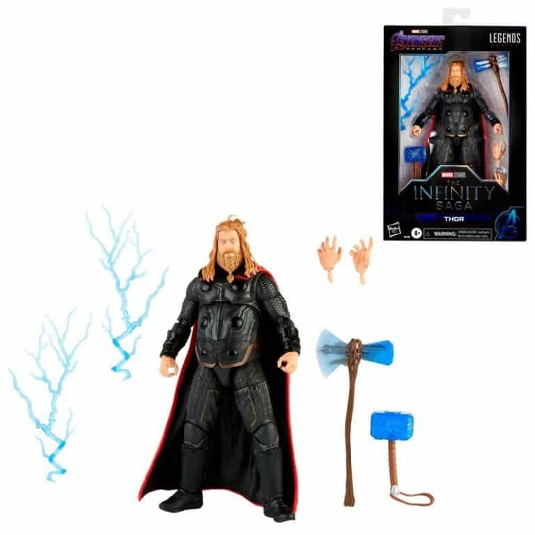 Hasbro Marvel Legends Series - Avengers Infinity Saga 6-inch Thor Action Figure