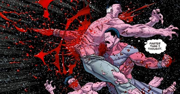 Invincible: Who is Omni-Man? His True Motivations Explained - Omni-Man's Death