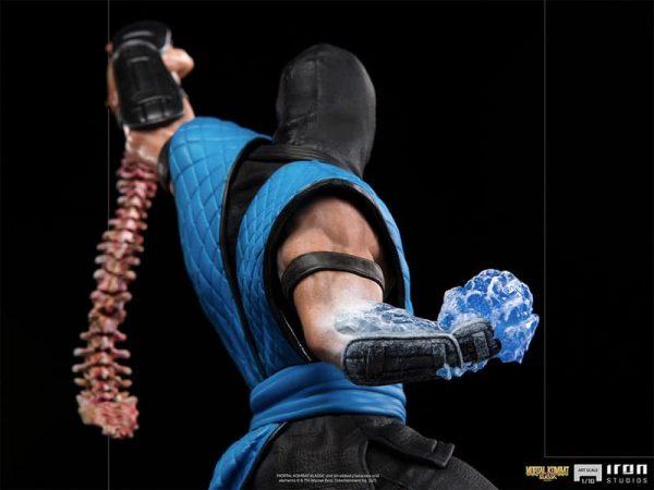 Iron Studios Sub-Zero Art Scale 110 – Mortal Kombat