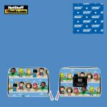 Loungefly DC Superheroes Chibi Lineup Zip Around Wallet - April 2021 pre-orders coming on May 2021