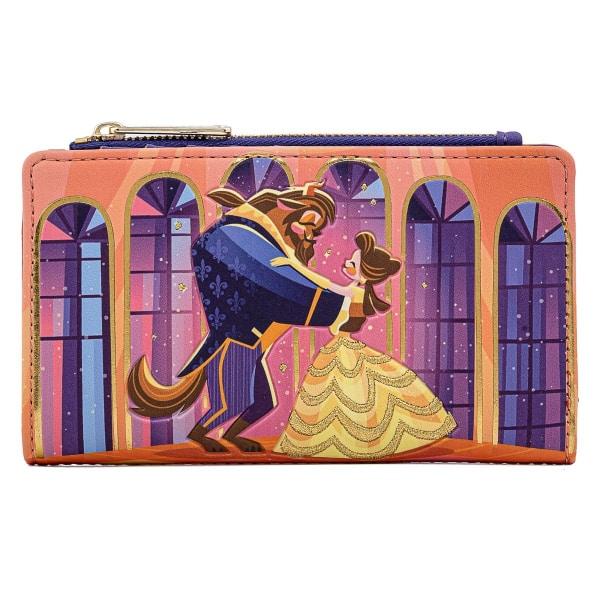 Loungefly Disney Beauty and the Beast Ballroom Scene Wallet