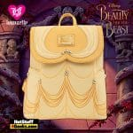 Loungefly Disney Beauty and the Beast Belle Cosplay Mini Backpack