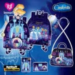 Loungefly Disney Cinderella Castle Series Collection