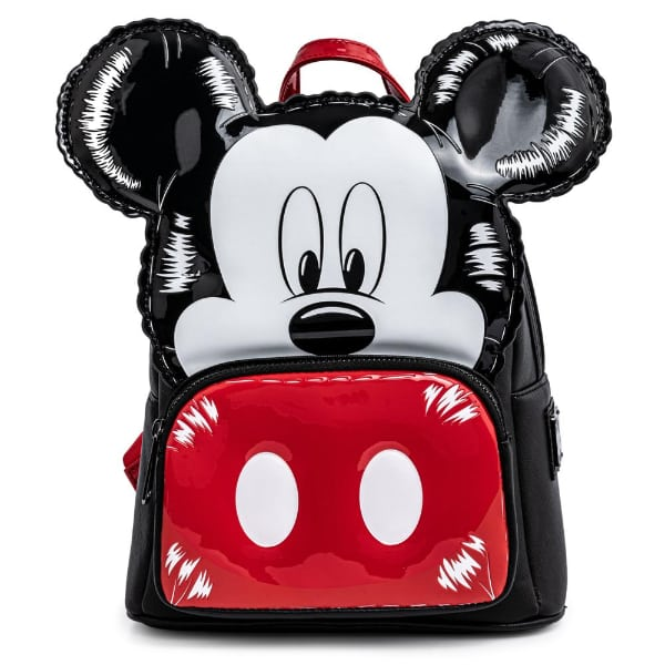 Loungefly Disney Mickey Mouse Balloon Cosplay Mini Backpack