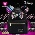Loungefly Disney Minnie Mouse Sequin Mini Backpack - BoxLunch Exclusive