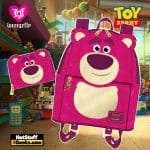 Loungefly Disney Pixar Lotso Cosplay Sherpa Collection - April 2021 pre-orders coming on May 2021