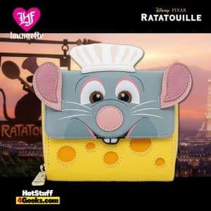 Loungefly Disney Pixar Ratatouille Chef Cosplay Wallet