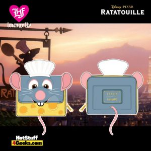 Loungefly Disney Pixar Ratatouille Chef Cosplay Wallet - April 2021 pre-orders coming on May 2021