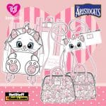 Loungefly Disney The Aristocats Marie Floral Collection