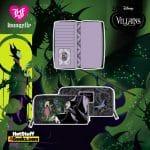 Loungefly Disney Villains Scene Maleficent Sleeping Beauty Flap Wallet