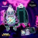 Loungefly Disney Villains Scene Ursula Crystal Ball Collection