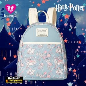 Loungefly Harry Potter Magical Creatures Cosplay Mini Backpack - Amazon Exclusive
