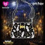 Loungefly Harry Potter Magical Elements AOP Crossbody - April 2021 pre-orders coming on May 2021