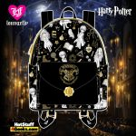Loungefly Harry Potter Magical Elements AOP Mini Backpack - April 2021 pre-orders coming on May 2021